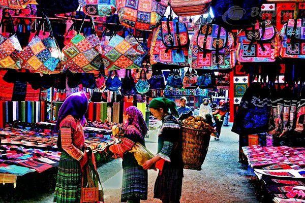 Sapa – Bac Ha market tour in 4 days