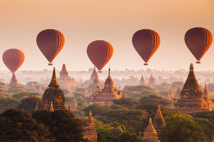 Exotic Retreat in Northern Vietnam and Myanmar in 14 Days