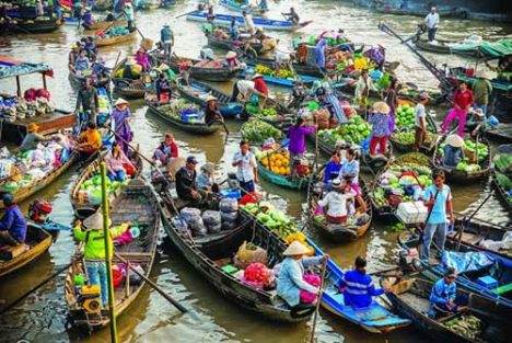 Can Tho – Cai Rang Floating Village 1 day tour