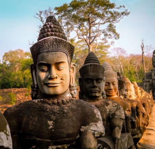 Cambodia Grand Tour in 20 Days