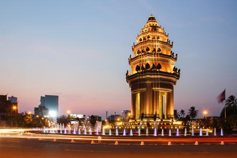 Cambodia in Depth – Tour in 16 Days