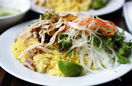 Chicken Rice - Hoi An Travel Guide