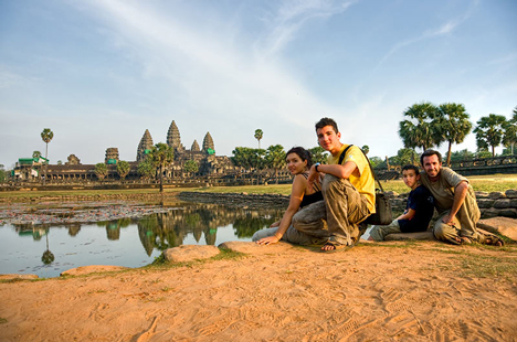 Vietnam – Cambodia Tour for Family in 14 Days