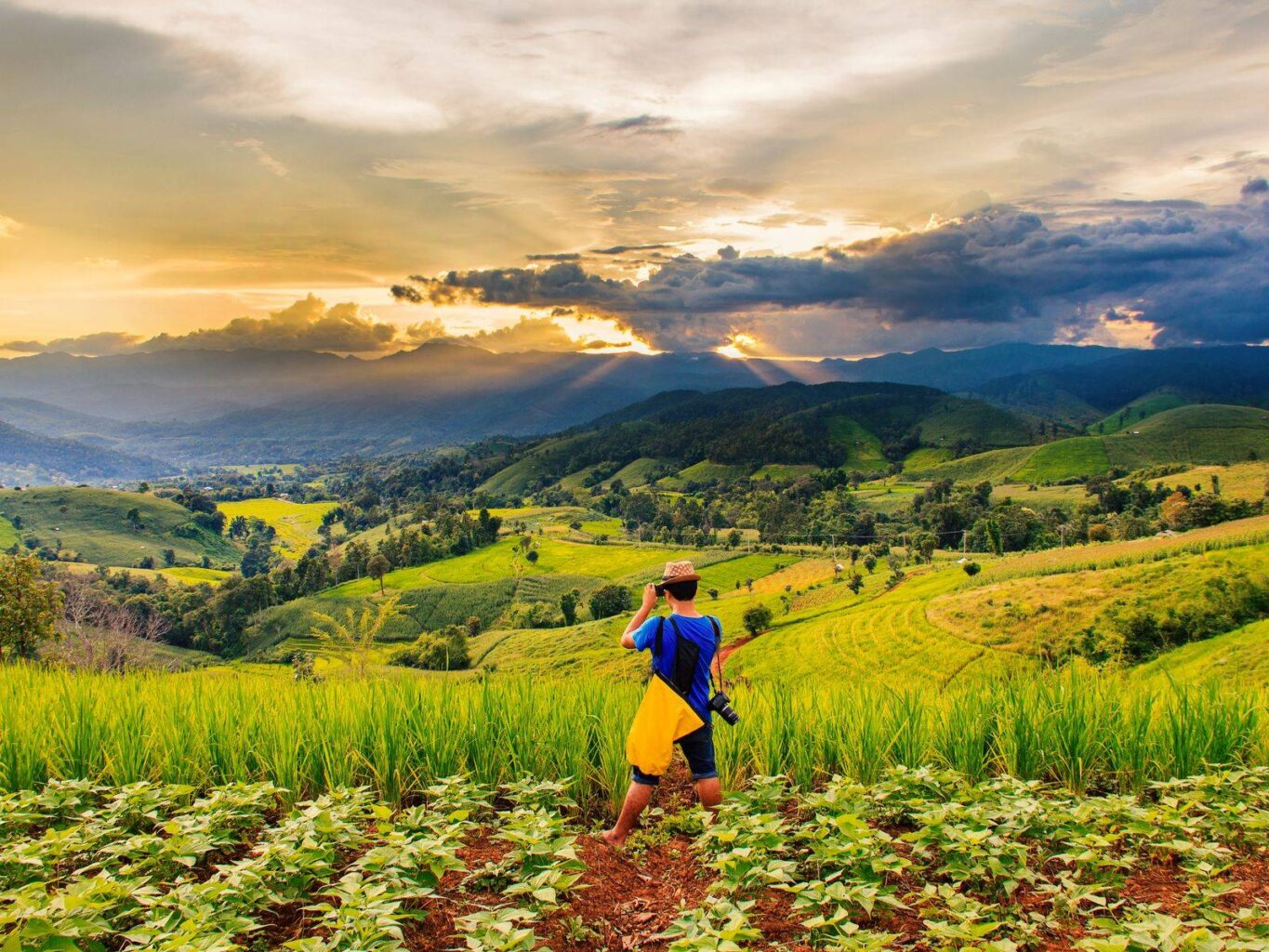 7 Days Natural and Cultural Discovery in Northern Thailand