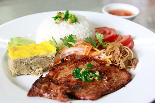 Com Tam - Ho Chi Minh City Travel Guide