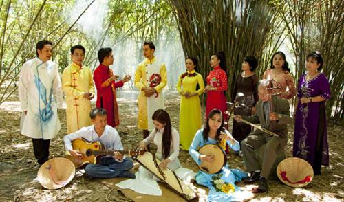 Don ca tai tu-Mekong