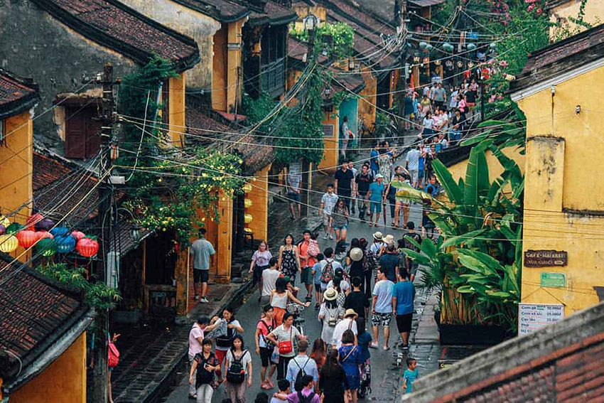 The poetic Hoi An Town