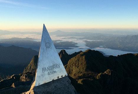 8 Days Fansipan Mountain Peak Challenge Tour