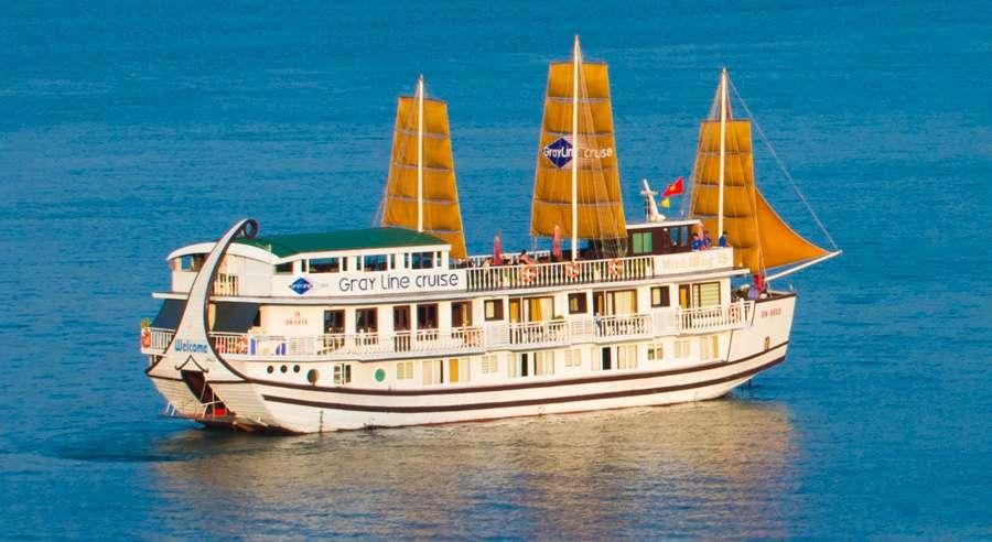 Gray Line Cruise – 3 Days 2 Nights