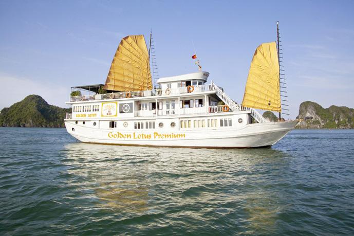 Golden Lotus Cruise – 3 Days 2 Nights