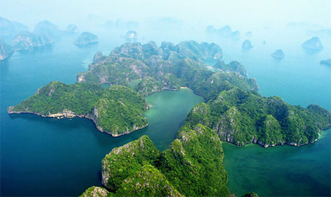 Halong-view-from-the-top