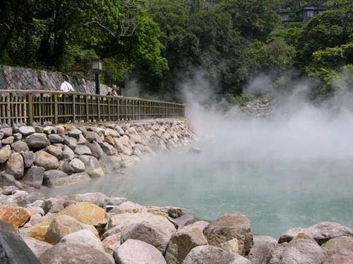 My Lam Mineral Stream - Tuyen Quang Travel Guide