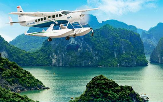 Hanoi – Halong Bay by Hai Au Seaplane