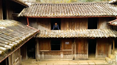 Hmong King's Palace in Ha Giang