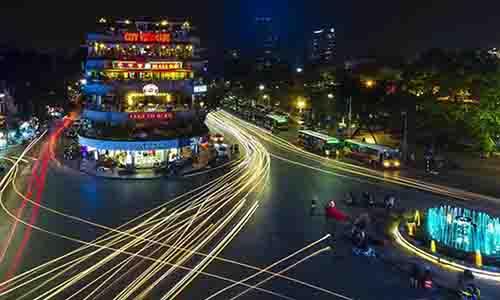 Hanoi night tour