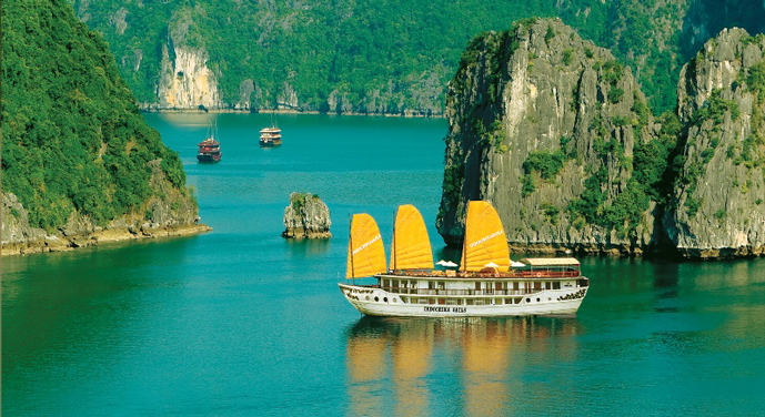 Indochina Sails – 3 Days 2 Nights