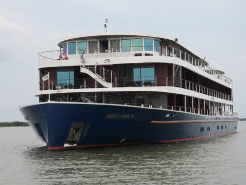 Indochine II Cruise – Siem Riep – Phnom Penh – 3 Days 2 Nights