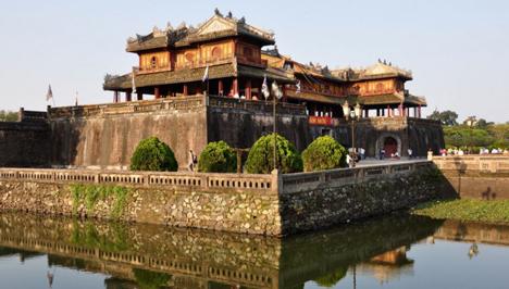 Citadel Hue - Imperial City