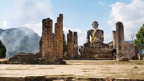 First time in Laos – Classic package tour in 10 days