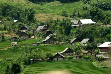 Lac Village, Mai Chau