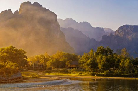 Laos Natural Expeditions in 8 days