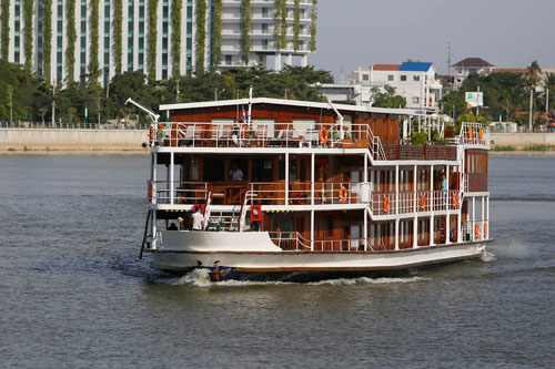 Lan Diep Cruise – Phnom Penh – Saigon – 6 days 5 nights
