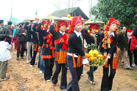 Lo Lo people in Ha Giang
