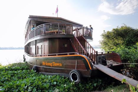 Mekong Dawn Cruise – 4 Days 3 Nights – Option 1: Siem Riep – Phnom Penh