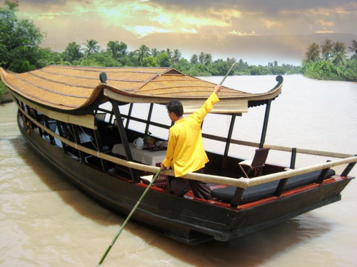 Mekong Queen Cruise – 1 day – Vinh Long – Cai Be