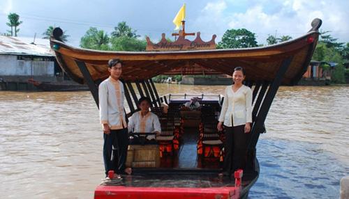 Mekong Queen Cruise – 2 days 1 night