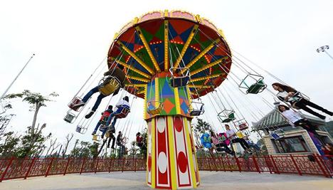 Magic Umbrella - Dragon Park