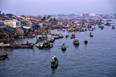 Chau Doc city tour 1 day