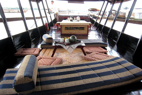 Mekong Queen Cruise – 1 day – Caibe – Sadec