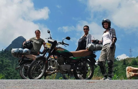 Motorbike Tour to Southern Vietnam