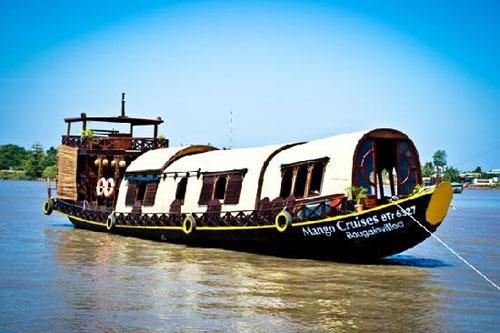 Mango Cruises - 2D1N - My Tho - Phong Nam - Mo Cay - Vung Liem