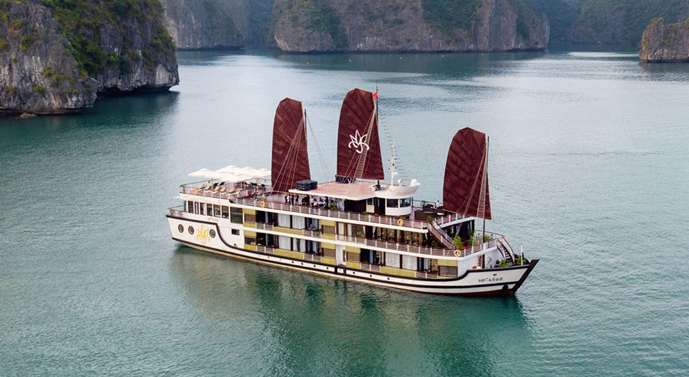 Orchid Cruise – 3 Days 2 Nights