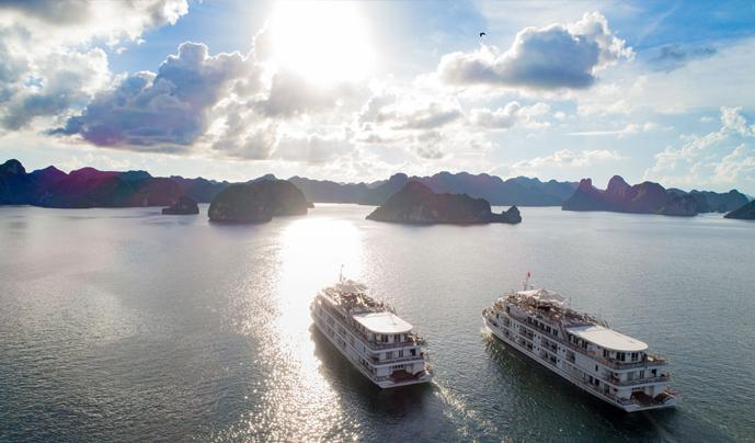 Paradise Elegance Cruise – 2 Days 1 Night