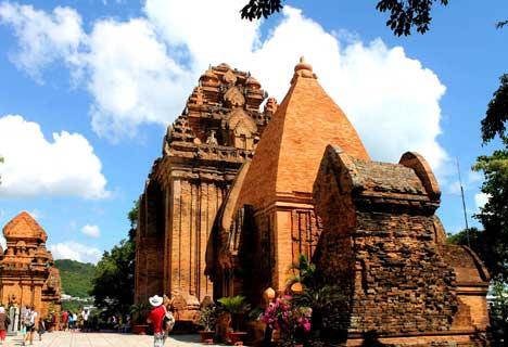 Cham Po Nagar Temples, Nha Trang