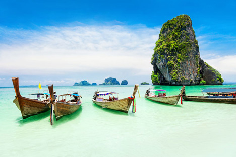 Amazing Thailand Discovery in 12 Days