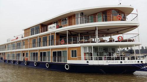 Ayravata Cruise (Paukan Cruise) Downstream– 8 days 7 nights