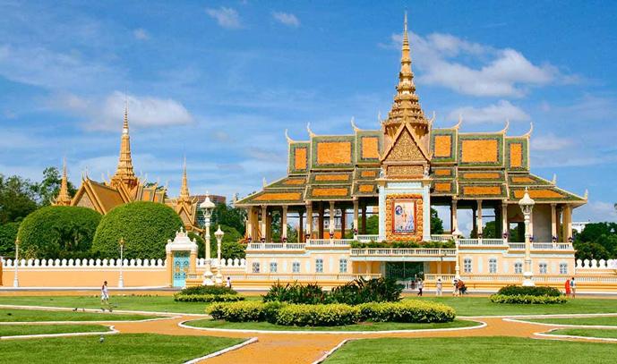 Royal Palace - Cambodia