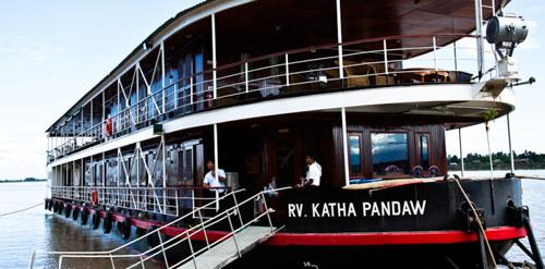 RV Katha Pandaw Cruise – 11 days 10 nights