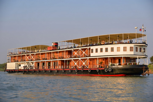 RV Katha Pandaw Cruise – 15 days 14 nights