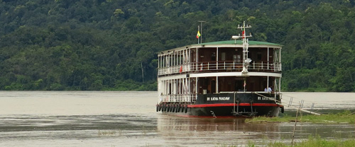 RV Mekong Pandaw Cruise – 5 days 4 nights