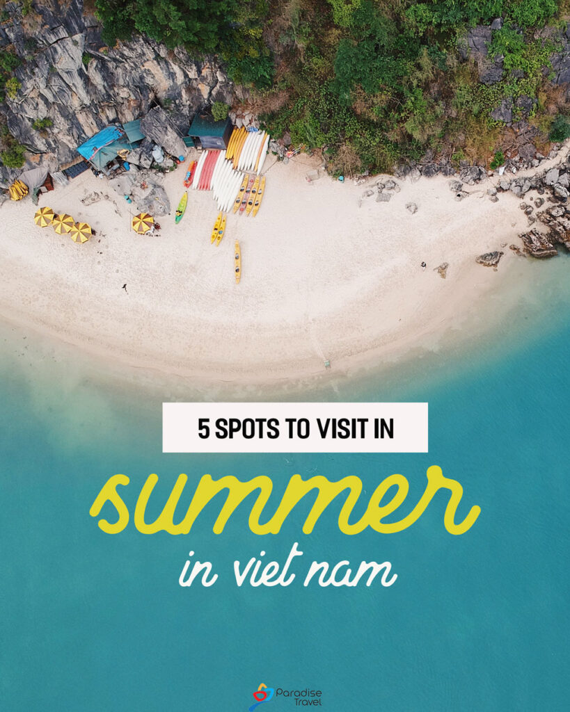Summer in Vietnam 2019: Climate, weather, best places to visit