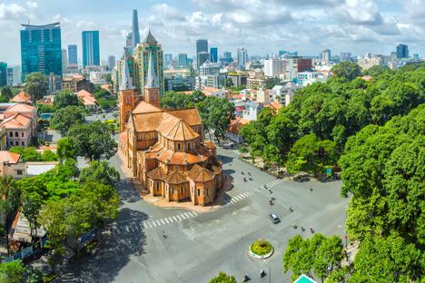 Ho Chi Minh City Tours (Half Day) – 2 Options