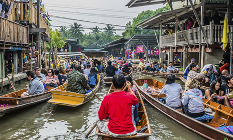 Amazing Thailand, Cambodia and Vietnam combined in 18 Days