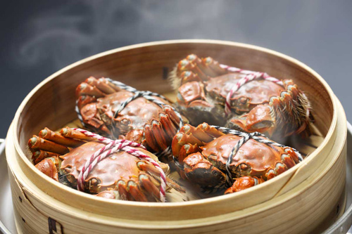 Steamed Hairy Crab - Shanghai Travel Guide
