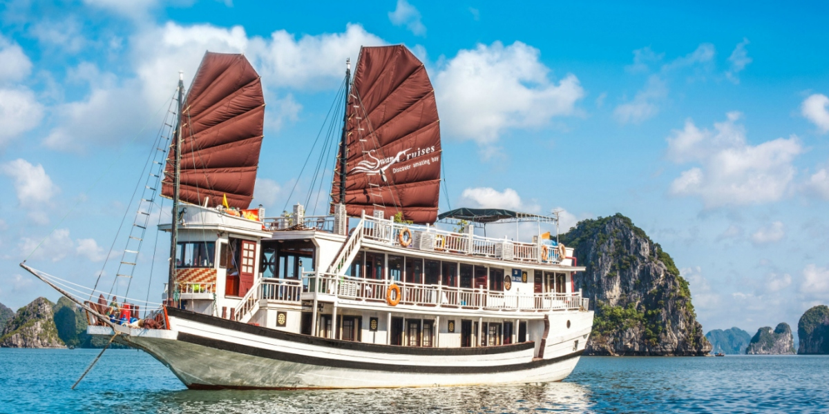 Deluxe Swan Cruise – 3 Days 2 Nights