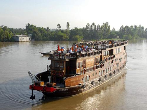 Dragon Eyes River Cruiser – 2 Days 1 Night – Can Tho – Cai Be